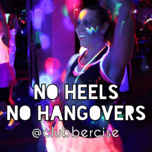 Clubbercise hangover